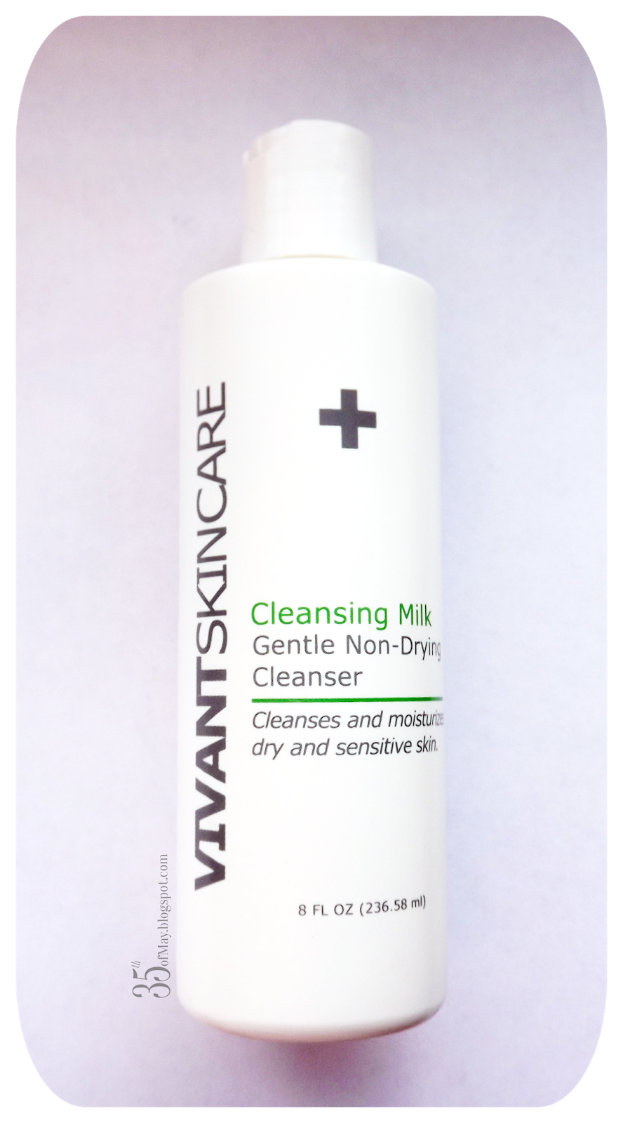 Vivant Skincare Cleansing Milk