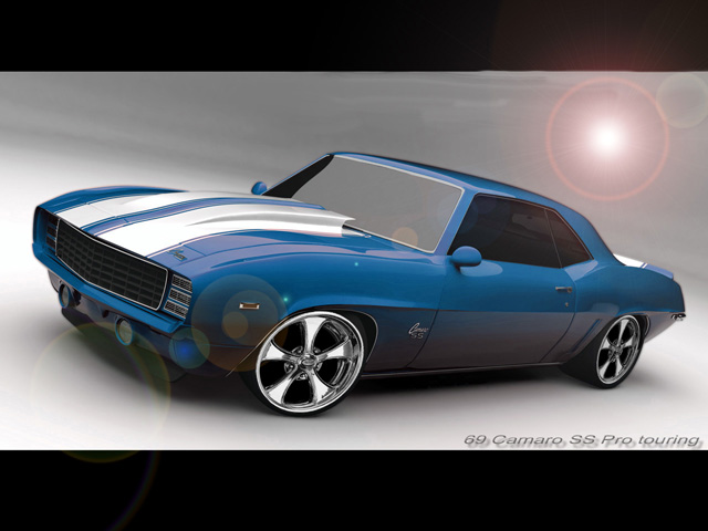 cool muscle car s 3