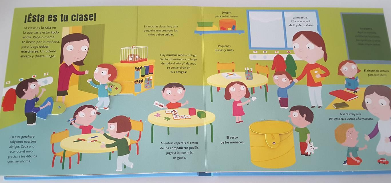 Creciendo con libros y juegos: LIBROS PARA LA VUELTA AL COLE: MI ...