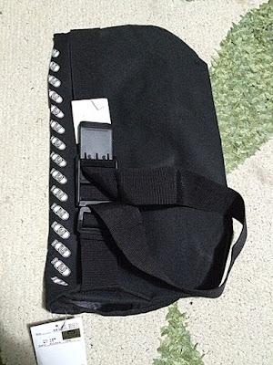 カプセルコーポレーションメッセンジャーバッグ