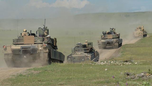 """EE.UU. desarrolla un vehículo de combate autodirigido para """"encontrar y atacar al enemigo"""""""