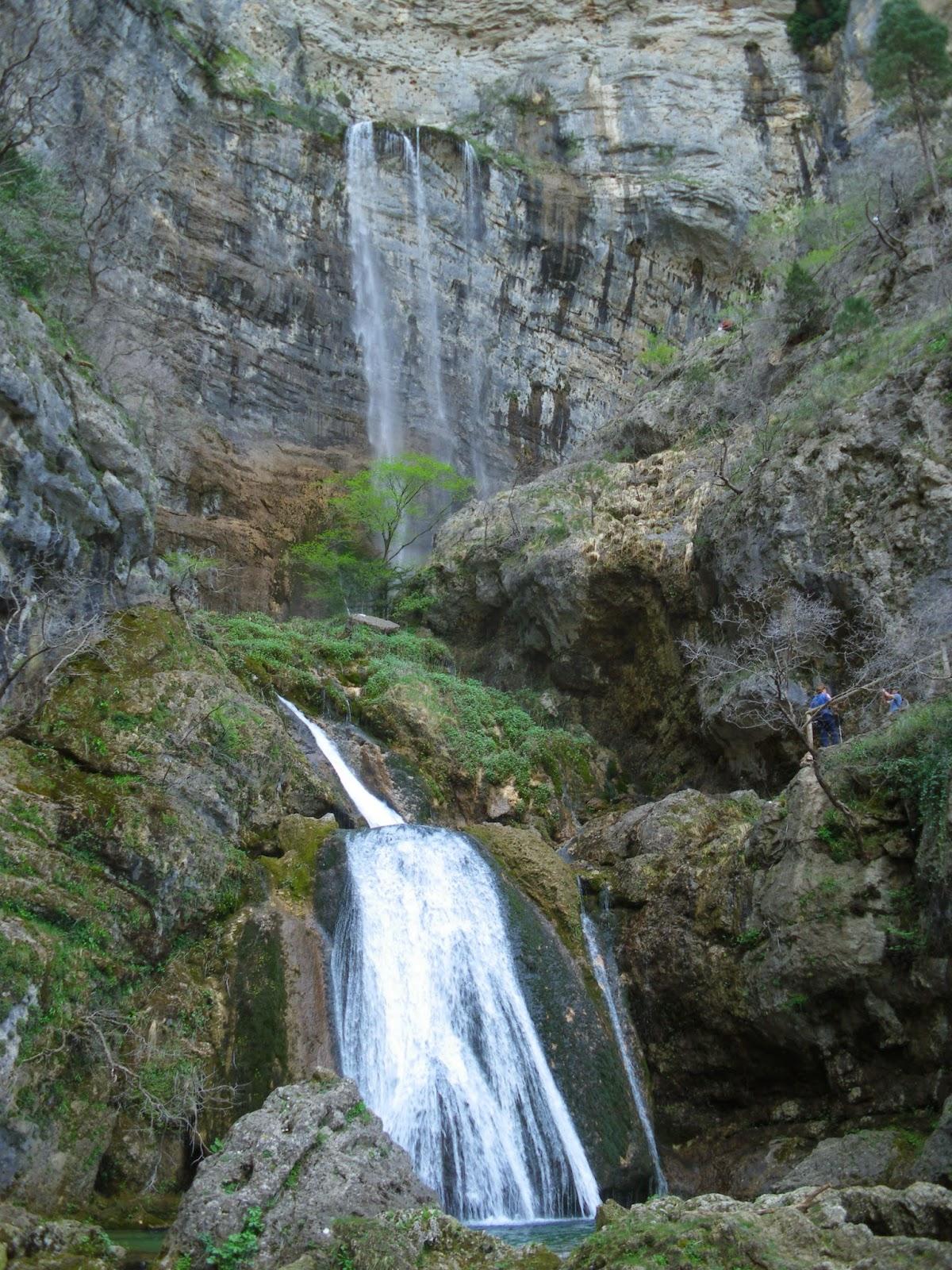 Sierra de Segura, Chorros del rio Mundo, Albacete, Castilla La Mancha, Amanece que no es poco, La Suiza Manchega