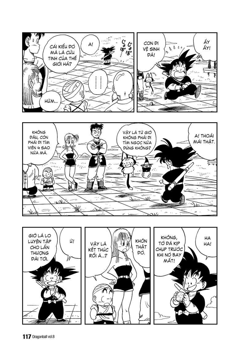 Dragon Ball chap 112 trang 10