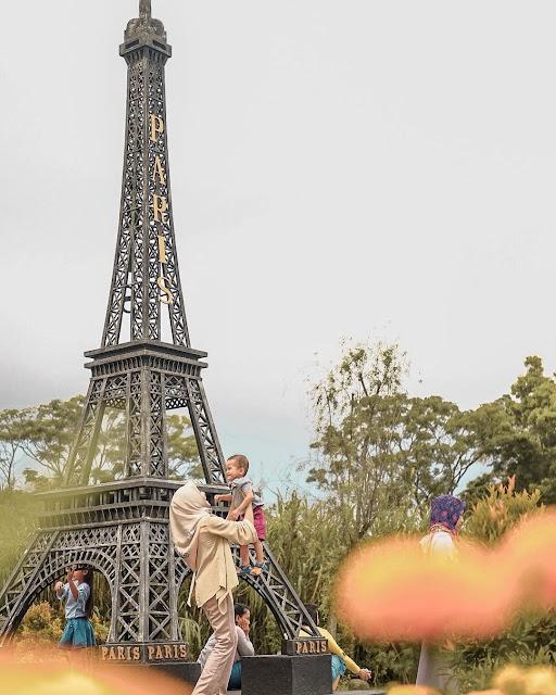 Paket wisata jogja 2019 Merapi Park