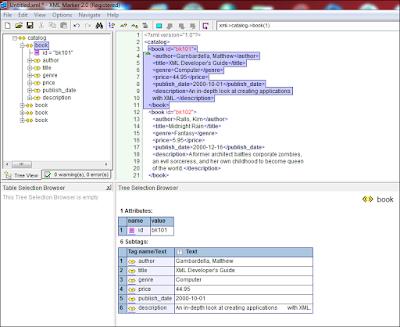 XML Marker Kullanımı