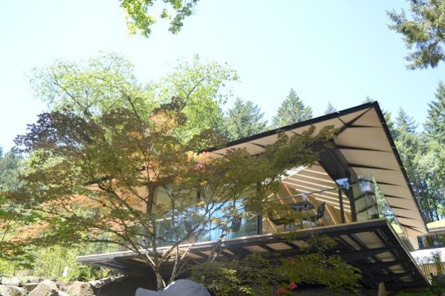 PortlandJapaneseGarden, Oregon, Travel, Solotravel