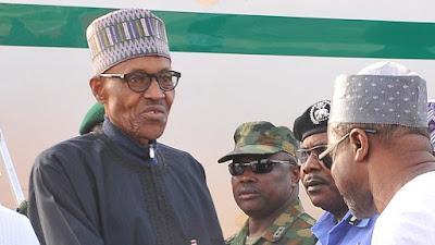 Presidency speaks on Buhari's return