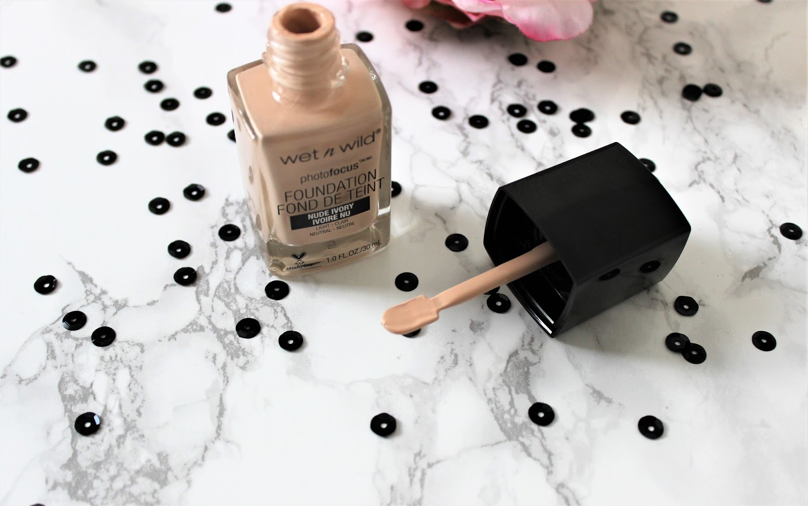 Wet n Wild Photo Focus Foundation Review and Swatches