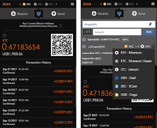 erc20 wallet android