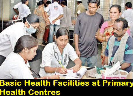 basic-health-facilities-at-primary-health-care-centres-paramnews