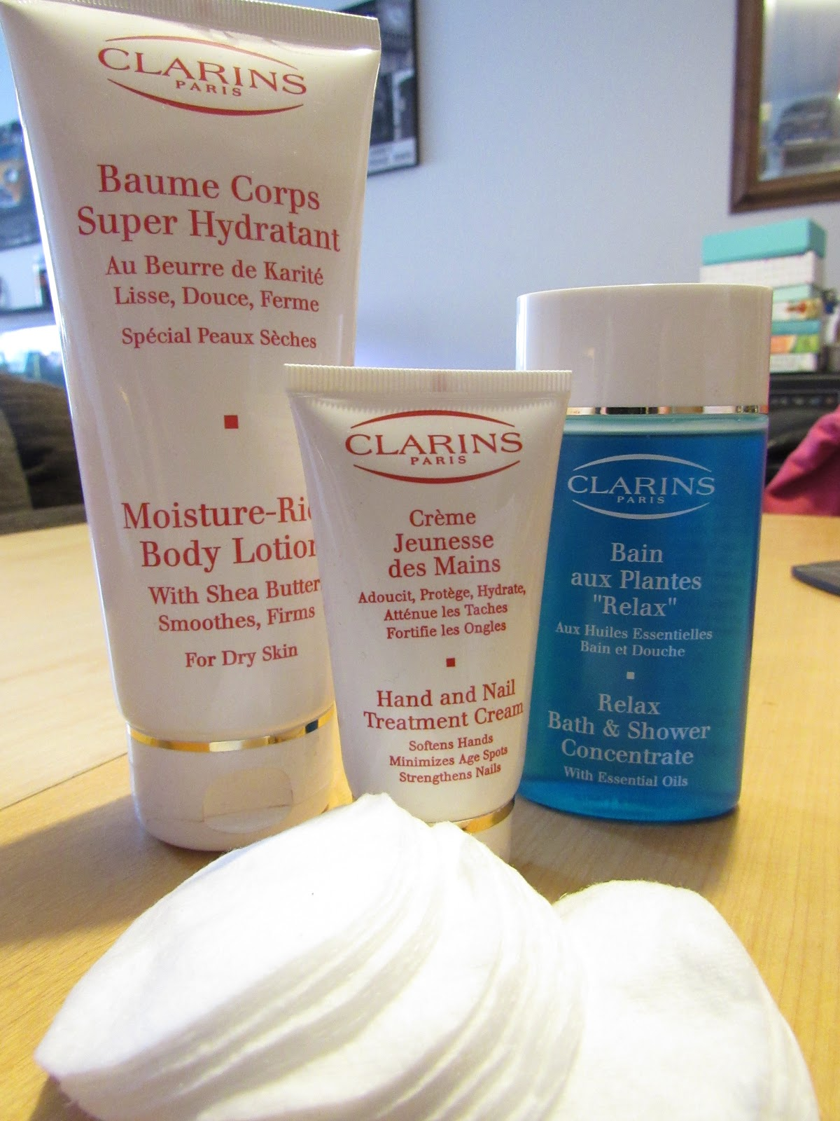 Blooming Fiction, lifestyle blog, A Clarins Indulgence