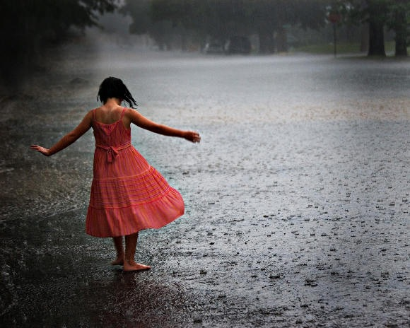 Www Alone Girl Wallpaper Com Collection Of Photographs Girls In The Rain