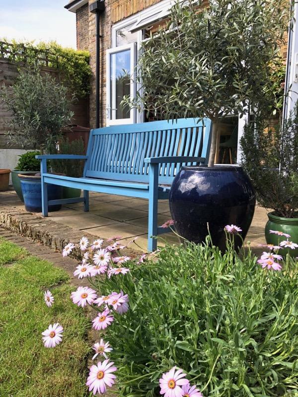 Garden bench Chiswick