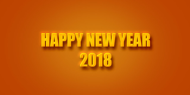 Happy new year 2018 ecard, new year ecards download, new year ecard