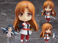 Figura Asuna Ordinal Scale Ver. & Yui Nendoroid Sword Art Online the Movie: Ordinal Scale
