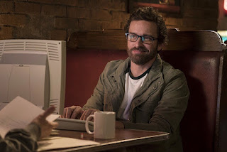 """Rob Benedict as Chuck Shurley in Supernatural 11x20 """"Don't Call Me Shurley"""""""