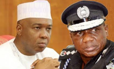 Saraki To Be Quizzed For Offa Robbery Today As IG Summons Him