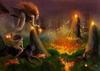 Шабаш ведьм на Лысой горе