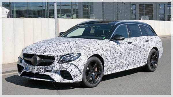 2018 Mercedes-Benz AMG E63 Black Series Wagon Exterior Specs Price Design