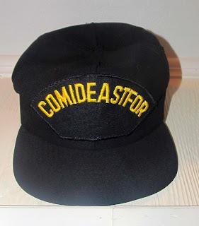 COMIDEASTFOR Ball Cap