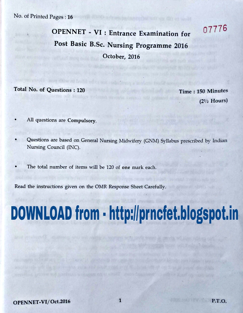 Railway Recruitment 2016 Exam Papers Pdf