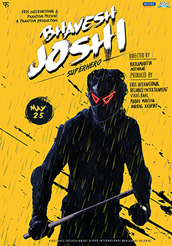 Bhavesh Joshi Superhero 2018 Hindi Hindi PDVDRip 720p