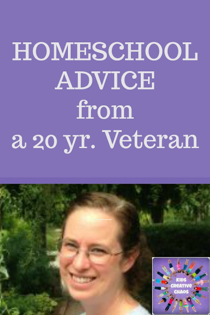 Homeschooling Advice