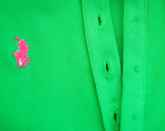 logo konik naszywka polo Ralph Lauren