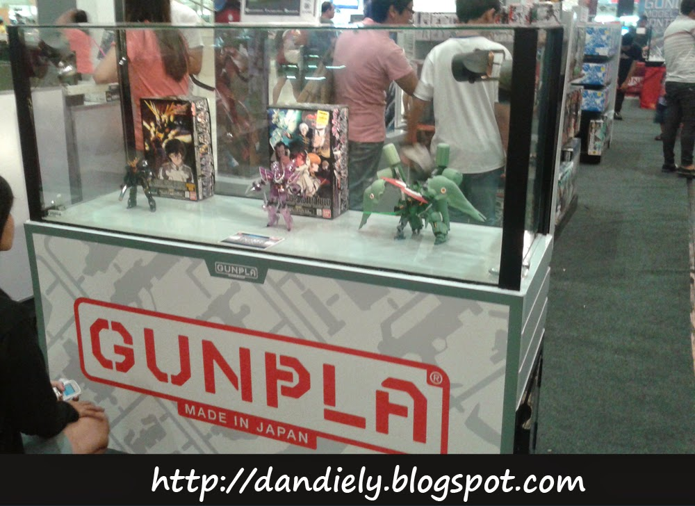 Gunpla - Gundam Model Kit Contest 2014 Philippines
