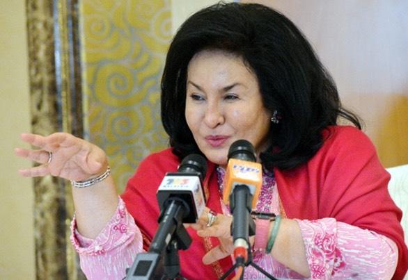 """""""Ini cara saya membahagiakan suami, perdana menteri Malaysia yang paling disayangi ramai"""""""