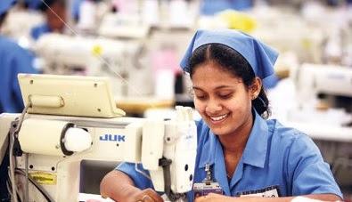 Sewing operator