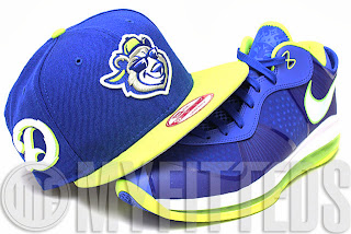 new concept a16e4 e562f 2 New Era Hats To Match The Nike Lebron 8 V 2