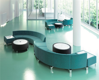 Modular Waiting Room Furniture