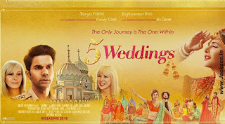 5 Weddings First Look Poster