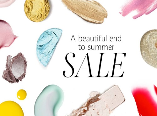 Sephora Beautiful End To Summer Sale