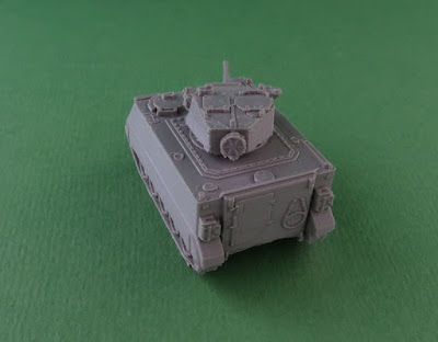 M113A1 Fire Support Vehicle (FSV) picture 3
