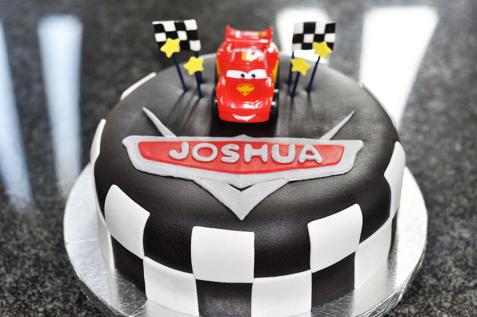 Disney Cars Birthday Cake Kit