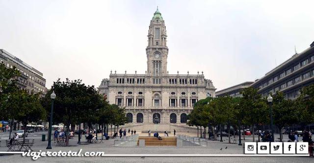 Oporto - Portugal - Ayuntamiento