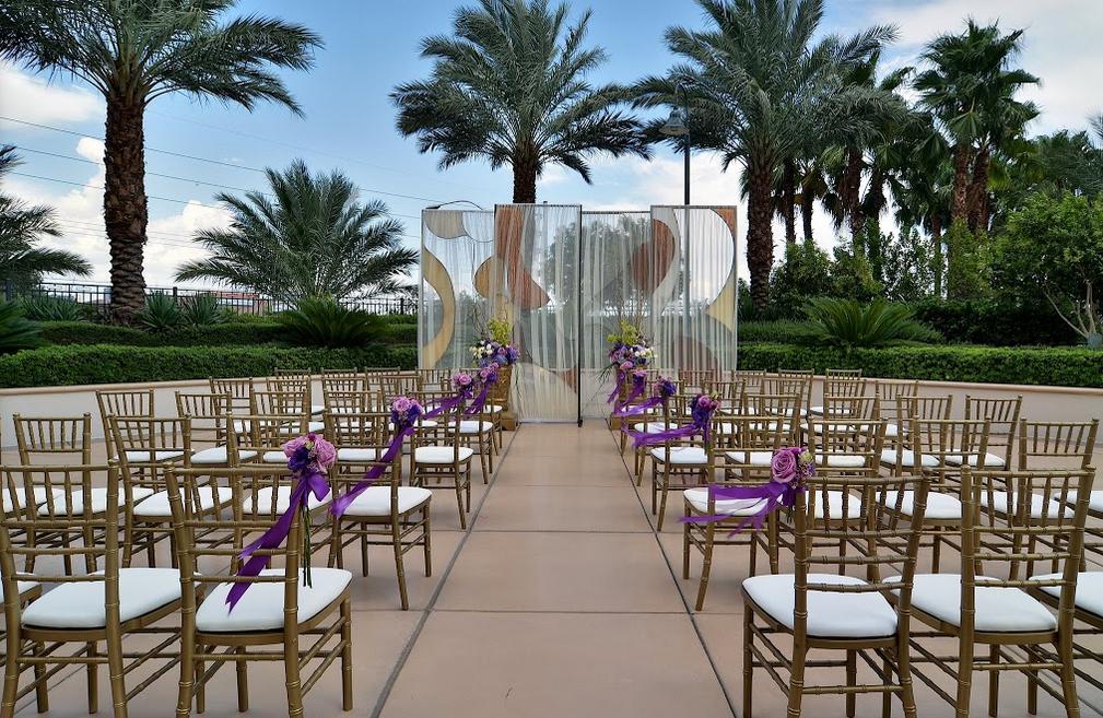 The Signature At MGM Grand Las Vegas Wedding Venue