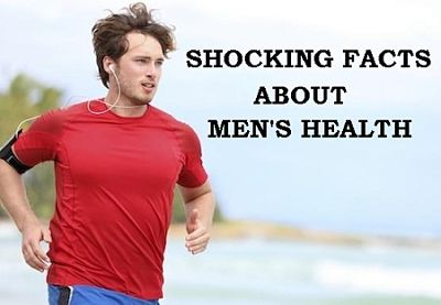 Shocking Facts about Men's Health