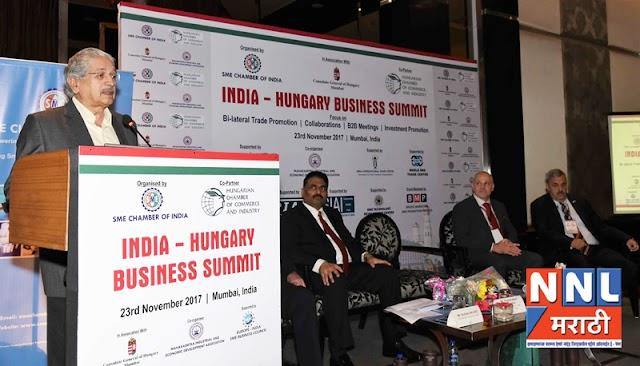 हंगेरी-भारत उद्योग वाढीसाठी पोषक वातावरण - सुभाष देसाई