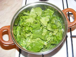 Preparare spanac retete culinare,