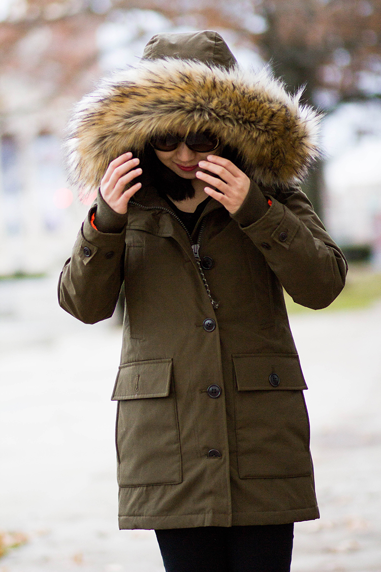 Review: J. Crew Nordic Parka