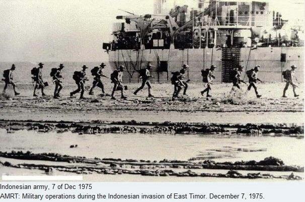 Invasi Indonesia ke Timor Leste - kubaca.web.id