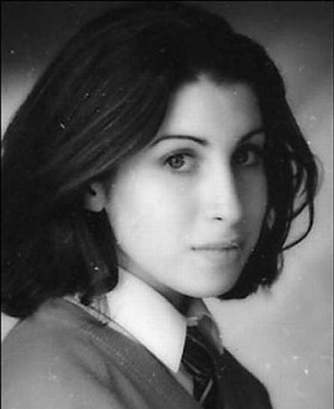 what amy winehouse used to look like