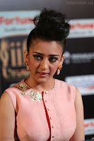 Akshara Haasan in Peach Sleevless Tight Choli Ghagra Spicy Pics ~  Exclusive 27.JPG