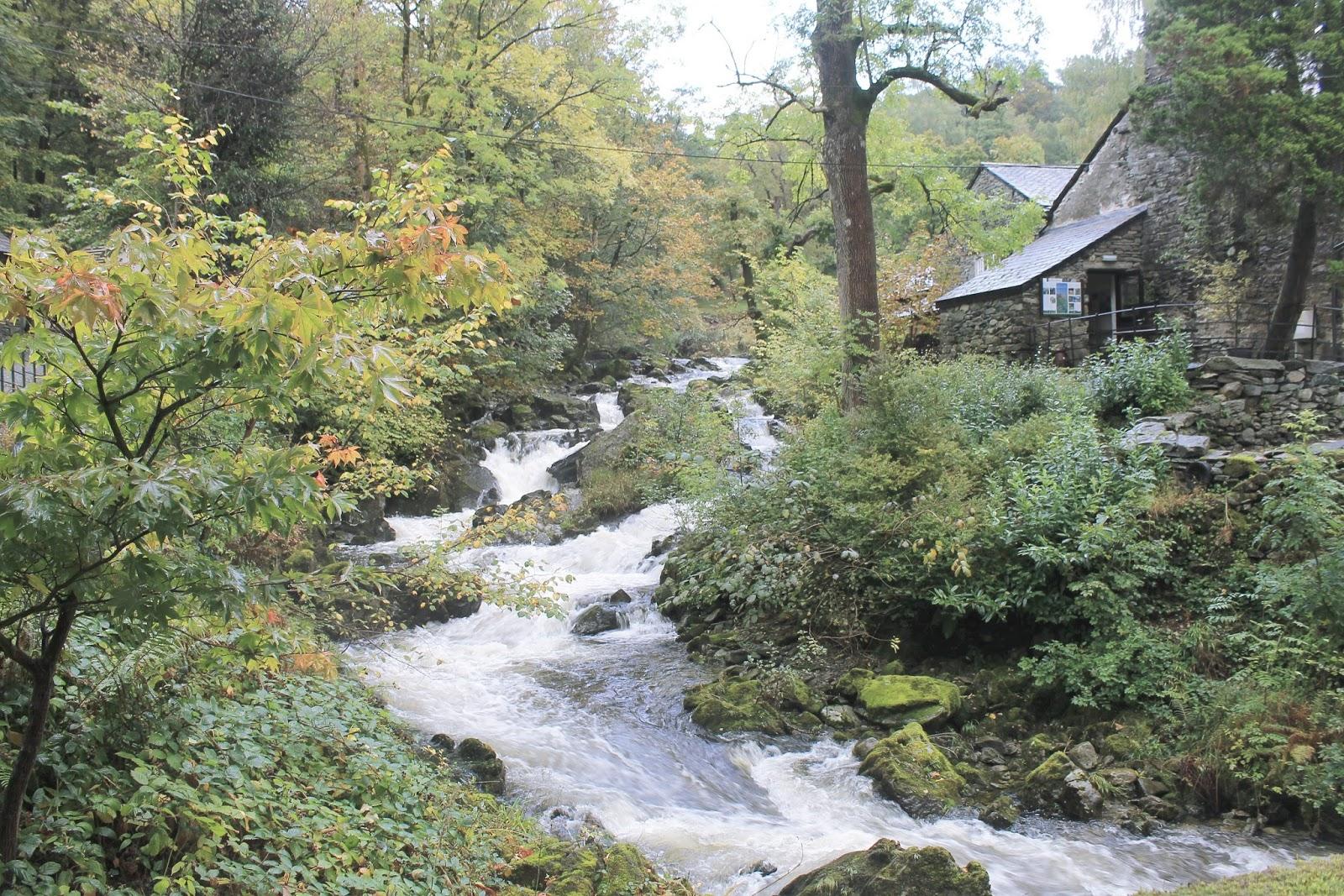 Lake District autumn diary