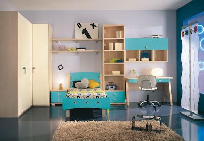 Boy Kids Bedroom Decorating Ideas