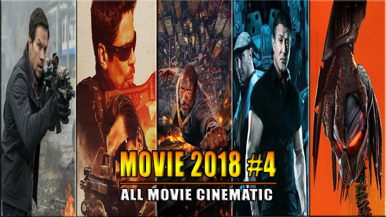 The Best Movies of 2018 - Part 4 | Phim hay 2018