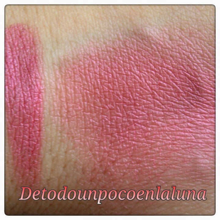 swatch colorete pomegranate sleek